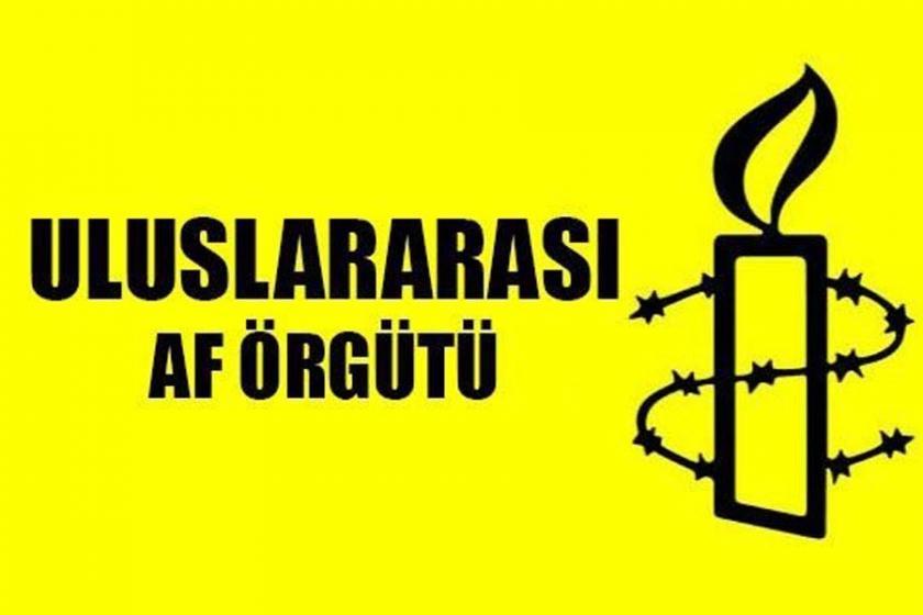 Af Örgütü'nden  AB'ye eleştiri ve Türkiye uyarısı