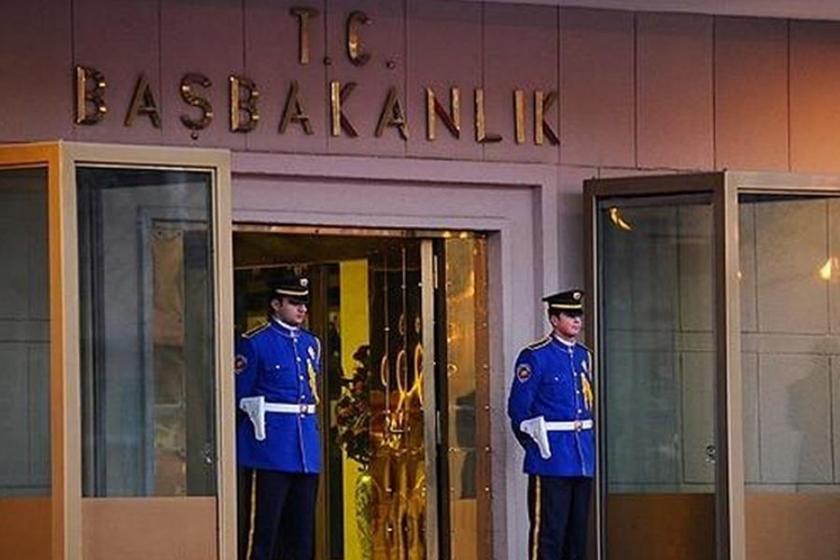 Başbakanlıkta operasyon: 43 gözaltı