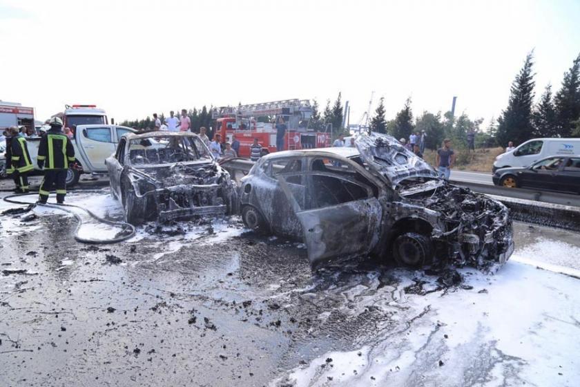 Tatilin 2 günündeki kazalarda 24 kişi öldü, 105 kişi yaralı