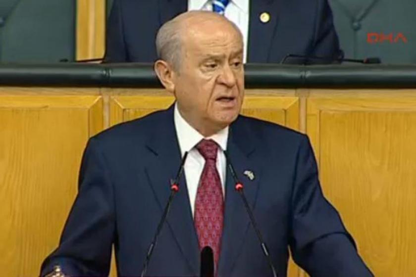 MHP'den AKP'ye tam destek!