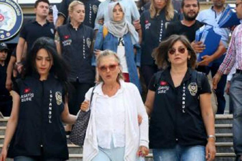 Nazlı Ilıcak: Erdoğan'ın düşmanı değil muhalifiyim
