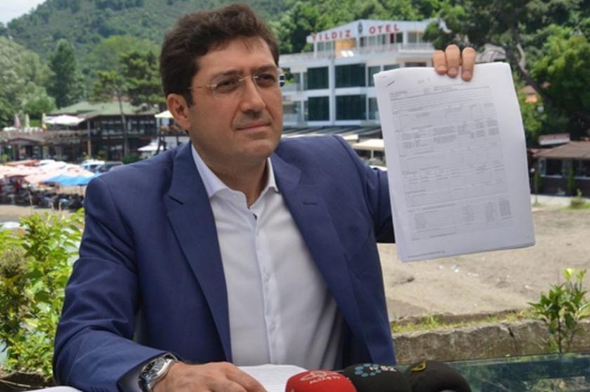 Beşiktaş Belediye Başkanı Hazinedar disipline sevk edildi