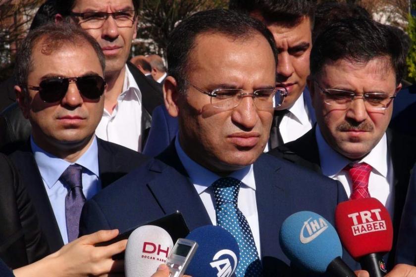 Bozdağ: Halisdemir'in ailesine açılmış bir dava yok