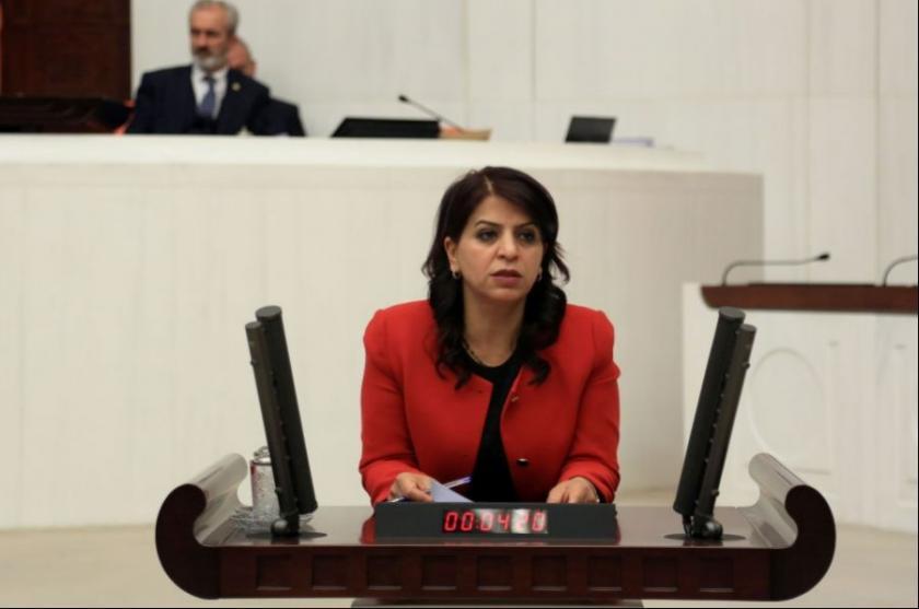Savcı HDP'li vekilin dokunulmazlığının kaldırılmasını istedi