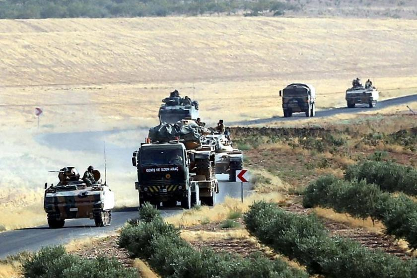 TSK: IŞİD'le çatışmada 1 asker yaşamını yitirdi