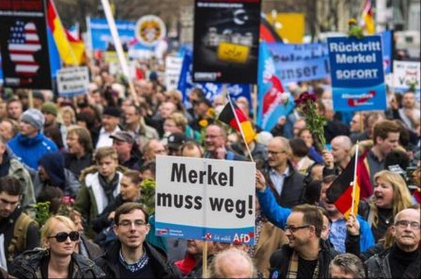 Irkçı parti, Almanya'nın  ana muhalefeti mi oluyor?