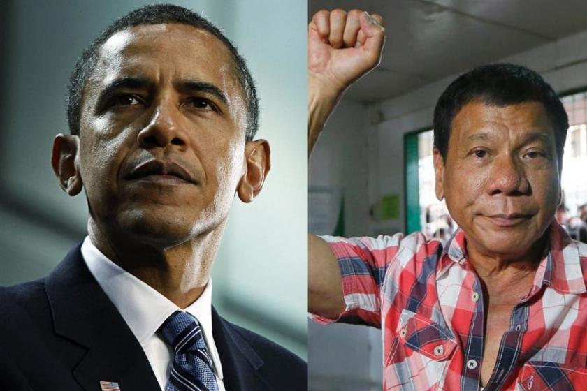 Duterte, Obama'ya bu kez de 'Canın cehenneme' dedi