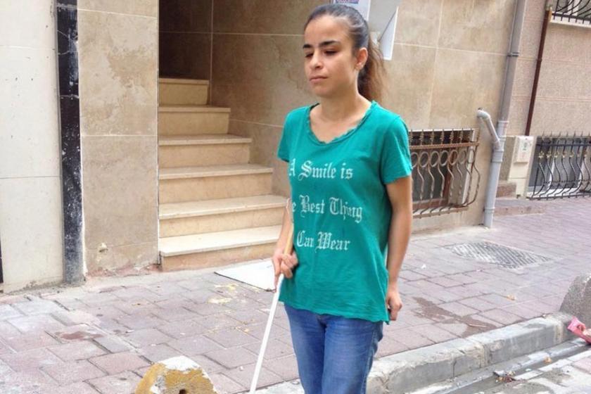Görme engelli öğrenci Merve'ye barınma işkencesi