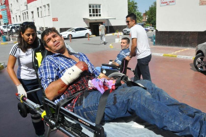 3 bin 541 kişi kurban keserken hastanelik oldu, 2 kişi öldü