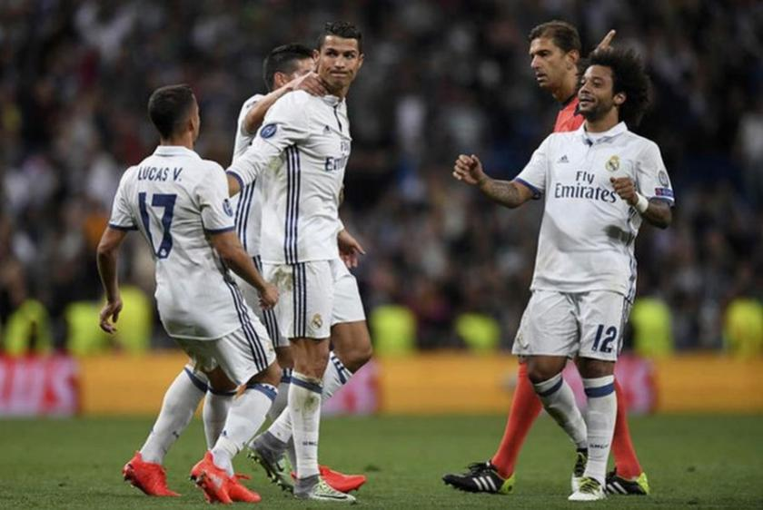 Ronaldo, Real Madrid'le sözleşmesini 2021'e kadar uzattı