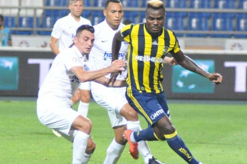 Fenerbahçe, Kasımpaşa'yı 5-1 yenerek ilk 3 puanını aldı