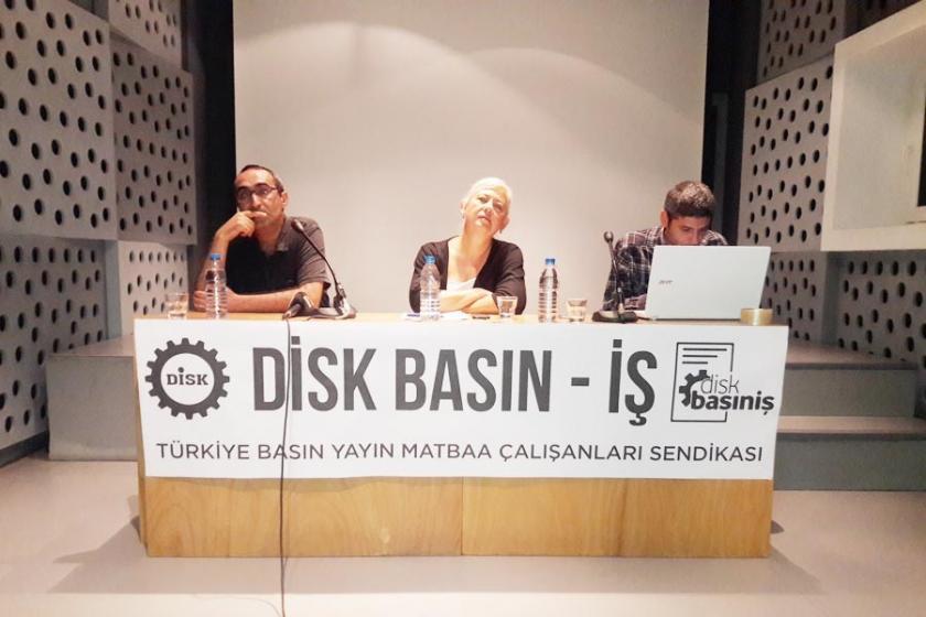 Gazeteciler, baskıları ve mücadele yöntemlerini tartıştı