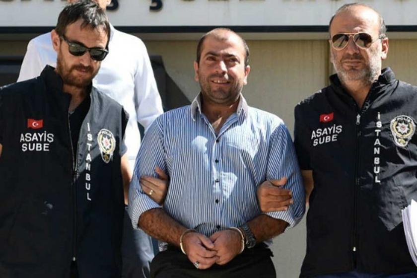 Şortlu kadına tekme atan Abdullah Çakıroğlu gözaltına alındı