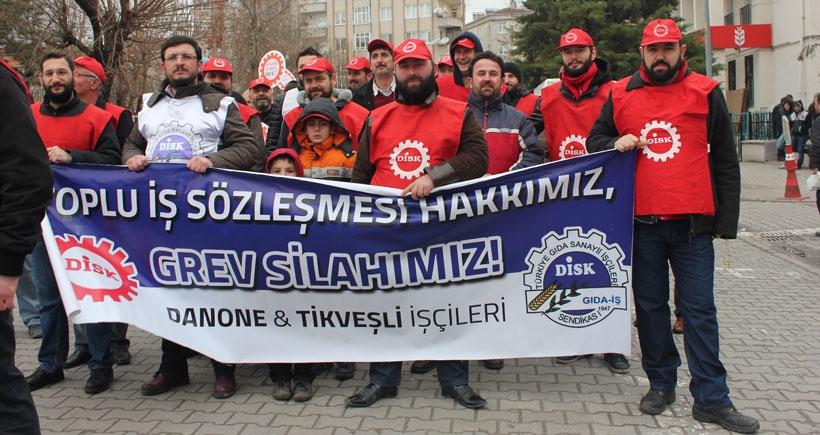 Beko: Erdoğan itibar arıyorsa direnişteki işçilere baksın