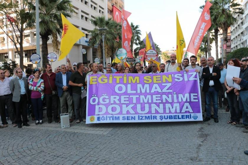 Eğitim Sen İzmir : Tüm güçlükleri aşacağız ve kazanacağız