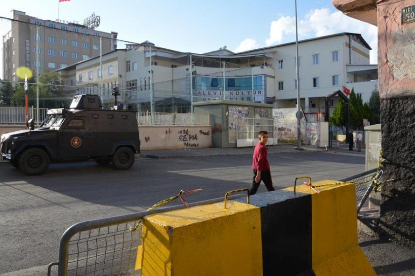 Düztepe'de tedirgin  bekleyiş devam ediyor