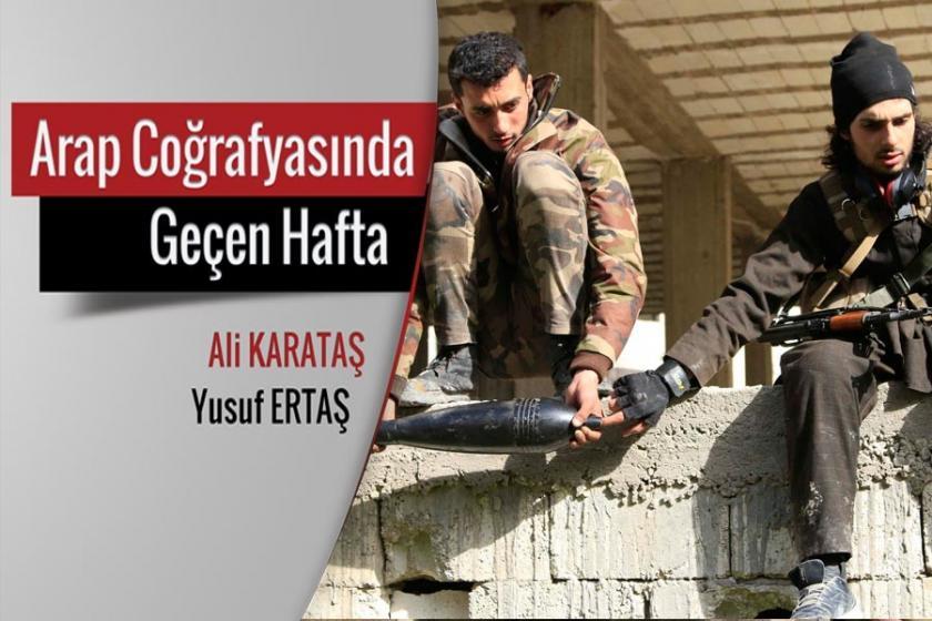 Suriye: Ortadoğu'daki çatışmanın düğümü