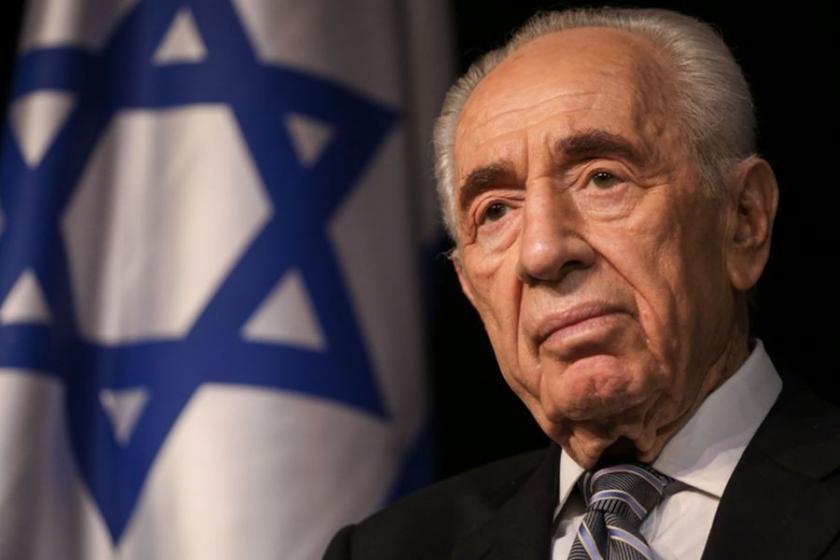 Şimon Peres 93 yaşında öldü