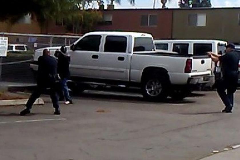 ABD'de bir siyah daha polis kurşunuyla öldürüldü