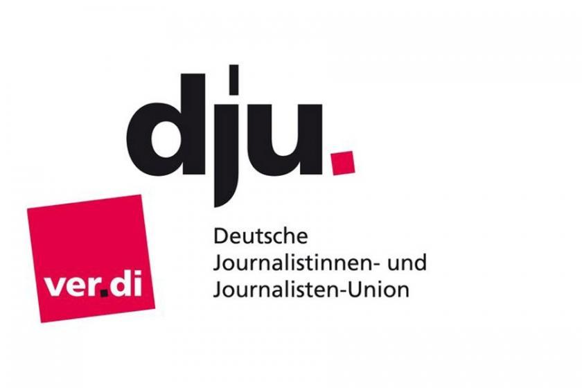 Alman Gazeteciler Birliğinden kapatmalara tepki