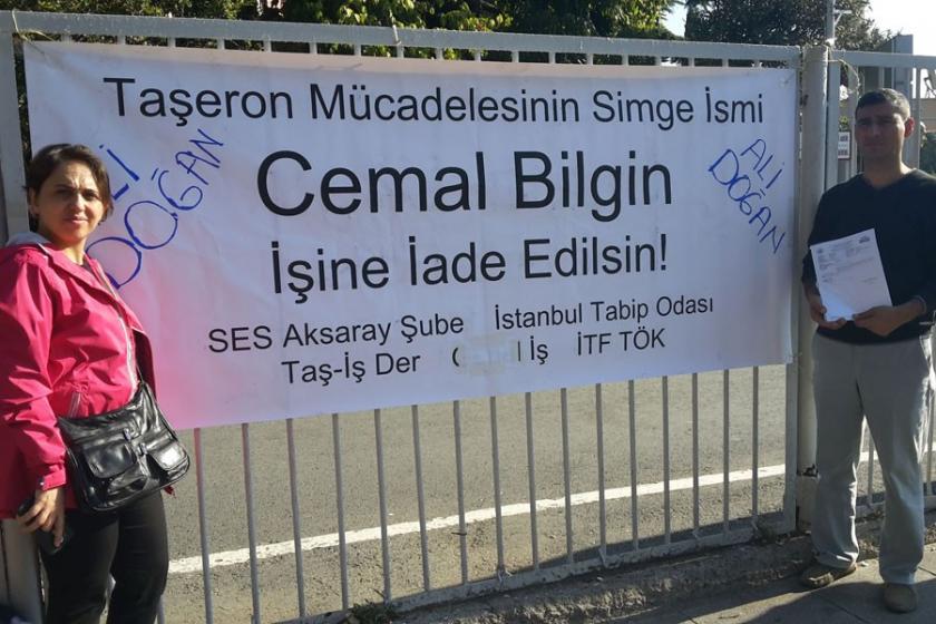 İstanbul Tıp Fakültesi'nde direniş: İşe geri dönene kadar...