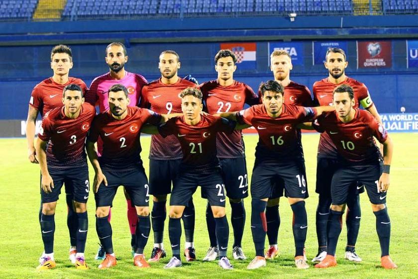 Türkiye son maçta Finlandiya ile 2-2 berabere kaldı