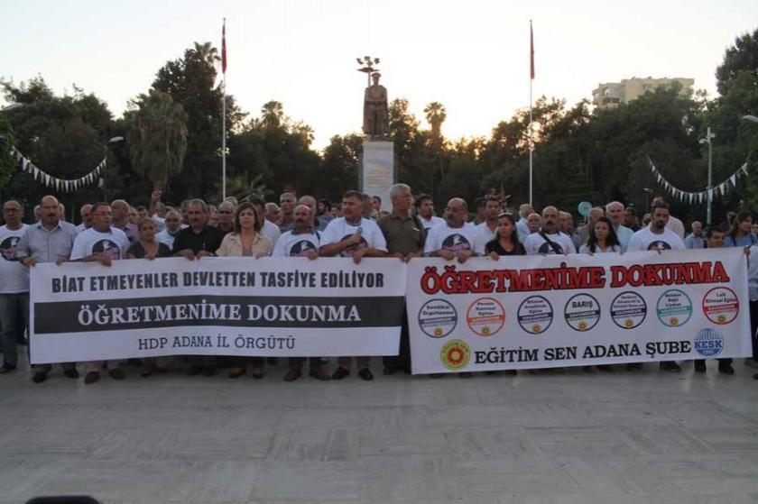 HDP'li Beştaş: Erdoğan, lütfun gereğini yerine getiriyor