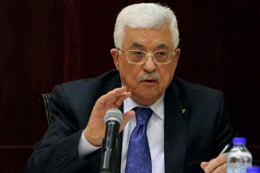 Mahmud Abbas: Filistin BM'ye üye olsun