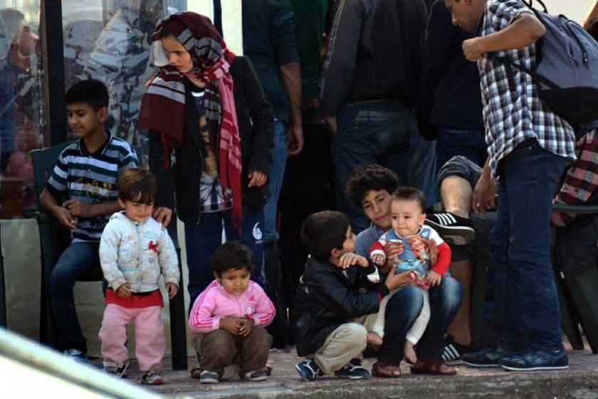 Çocuk hakları mültecilere değmiyor