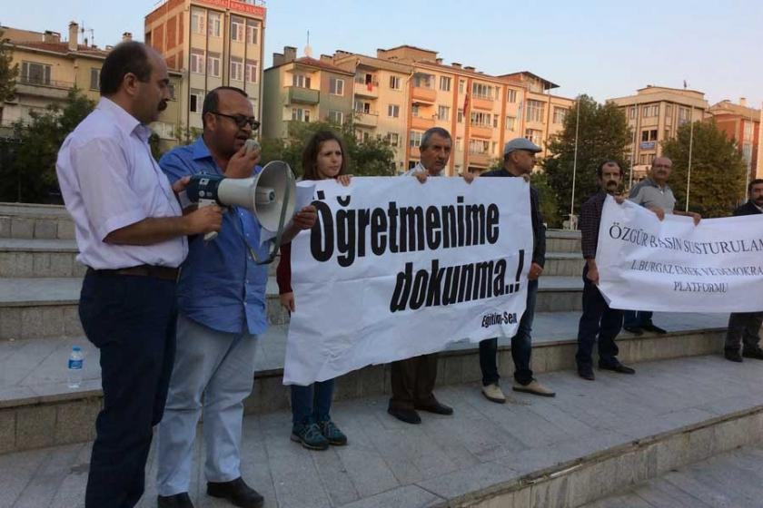 Lüleburgaz'dan medyaya yönelik karartmaya tepki