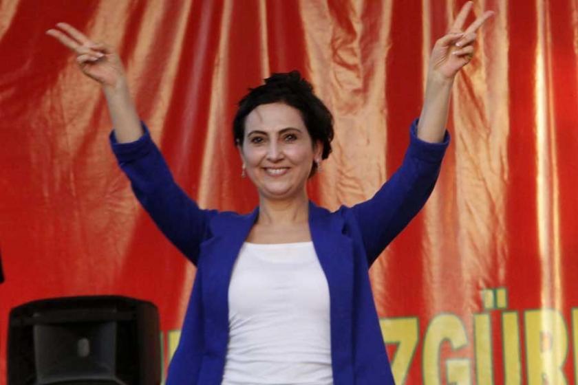Yüksekdağ: 'Kadın, yaşam, özgürlük!' diye haykıracağız