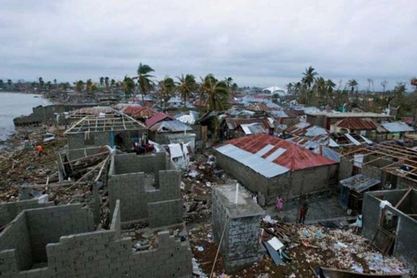 Haiti'de Matthew Kasırgası'nda ölenlerin sayısı 300'ü aştı