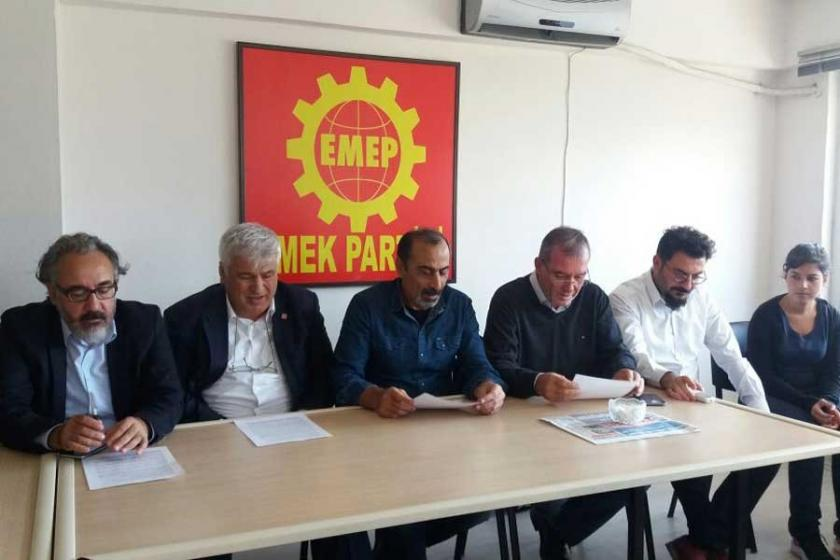 Kamuda açığa almalar Bursa'da protesto edildi
