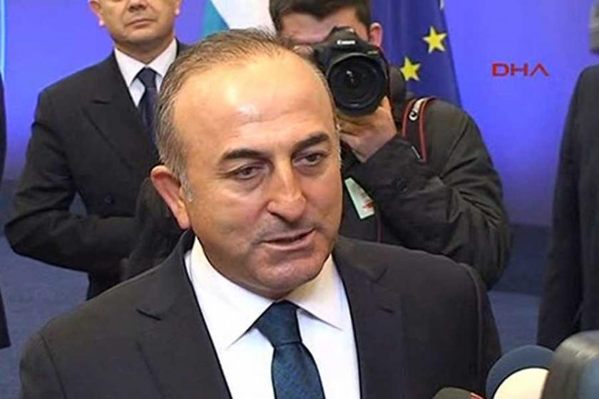 Çavuşoğlu: Musul operasyonu yerel güçlere bırakılmalı
