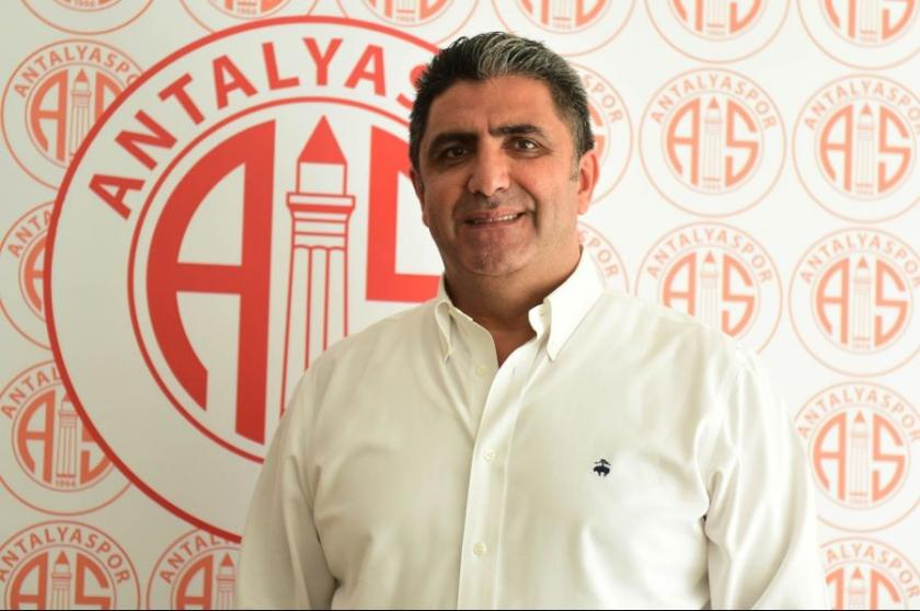 Antalyaspor, Rıza Çalımbay'la anlaştı