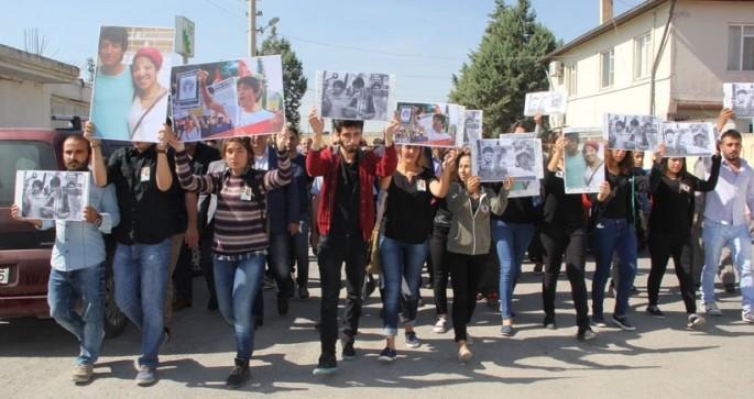 Antep'te 10 günlük 10 Ekim yasağı!