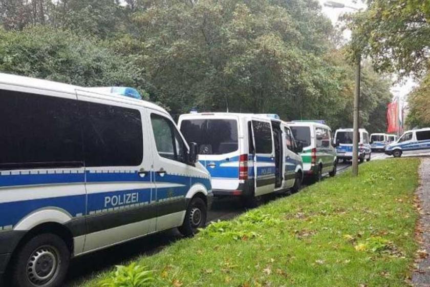 Almanya'daki 'terör operasyonu'