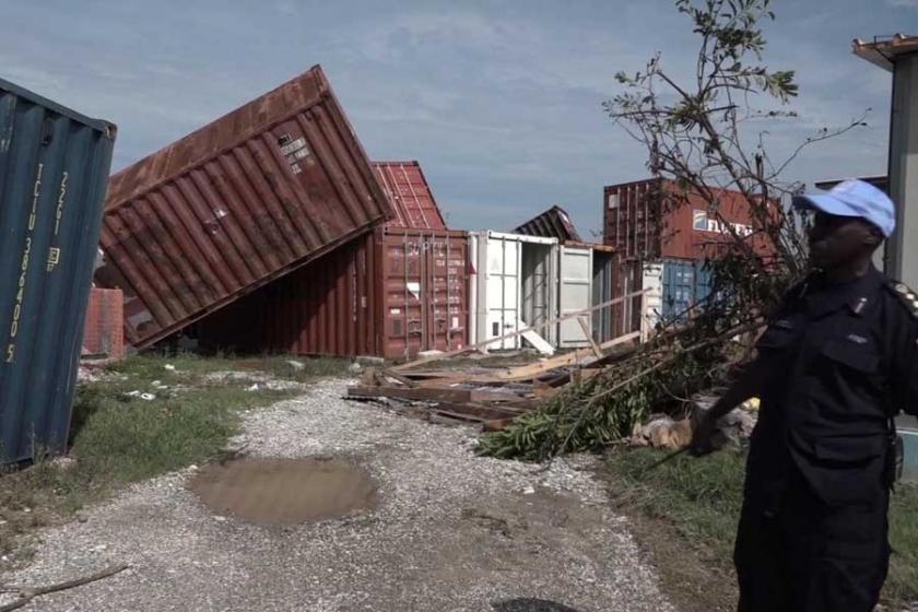 Matthew Kasırgası ABD'de de 9 kişiyi öldürdü