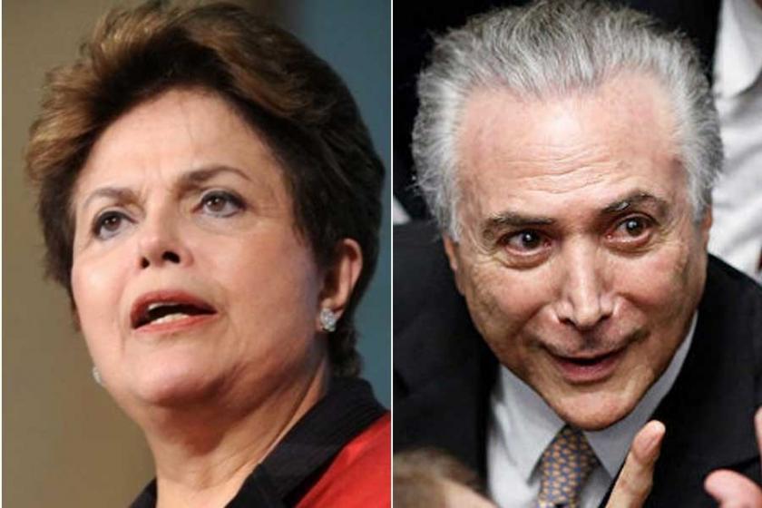 Brezilya'da Dilma Rousseff'in  azledilmesi ve geriye gidiş