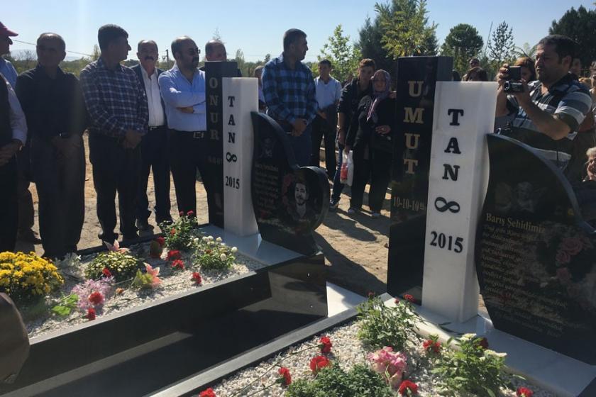 Ankara katliamında yitirilenler Malatya'da anıldı