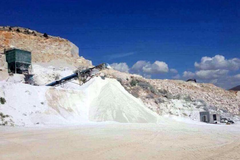 Mermer ocağındaki patlamada 1 işçi yaşamını yitirdi