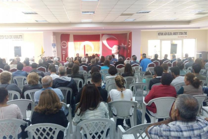 Kayseri'de demokrasi güçlerinden ortak mücadele çağrısı