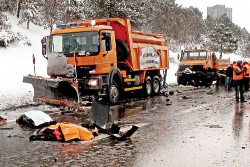 3 işçinin ölümünde suç sadece şoföre kesildi