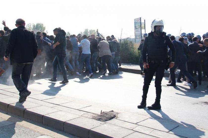 Ankara'da gözaltına alınan 72 kişi serbest bırakıldı