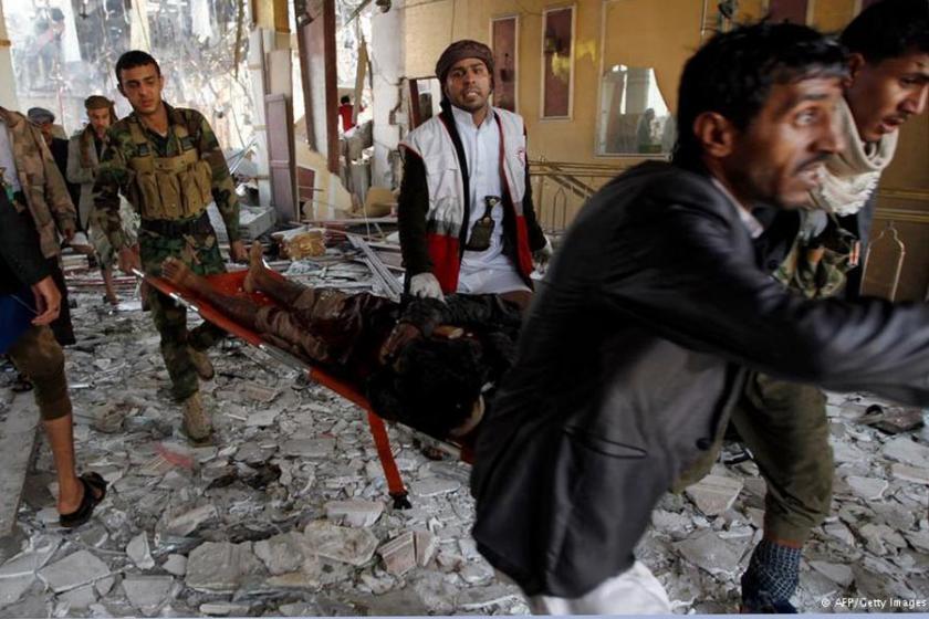 Yemen'deki cenaze törenine saldırıya soruşturma açıldı