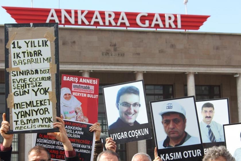 10 Ekim yaralıları: Dayanışma ve mücadele ayakta tutuyor