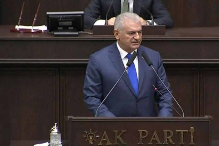 Başbakan Yıldırım'dan CHP'ye: Bu söylem, FETÖ'ye destektir