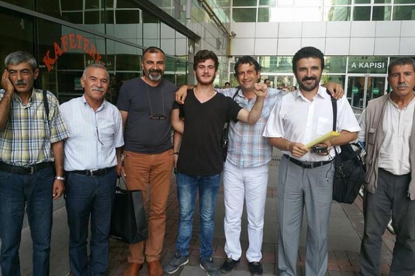 Gözaltındaki Evrensel Muhabiri Halil İbrahim Polat serbest