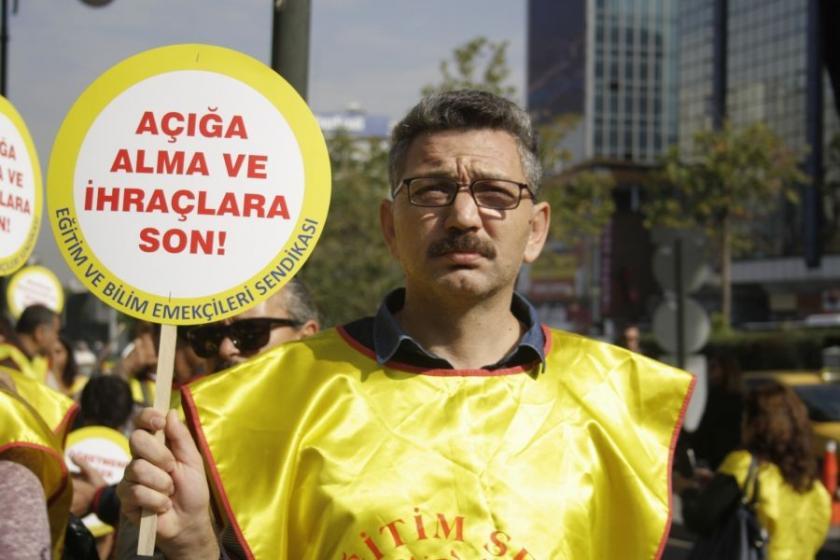 KESK, kıyıma karşı Ankara'ya yürüyor