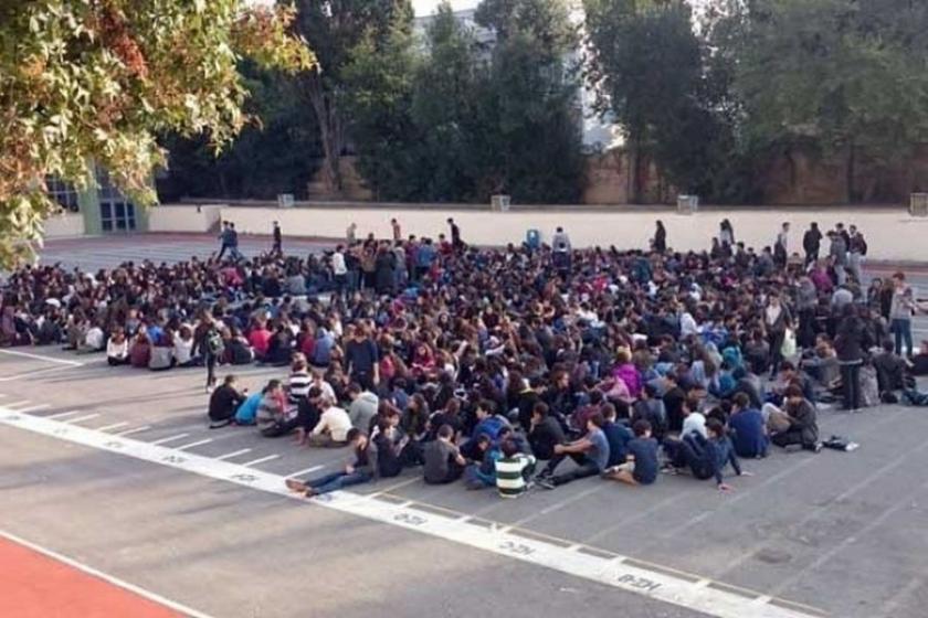 Kadıköy Anadolu Lisesi öğrencileri sorguya alındı